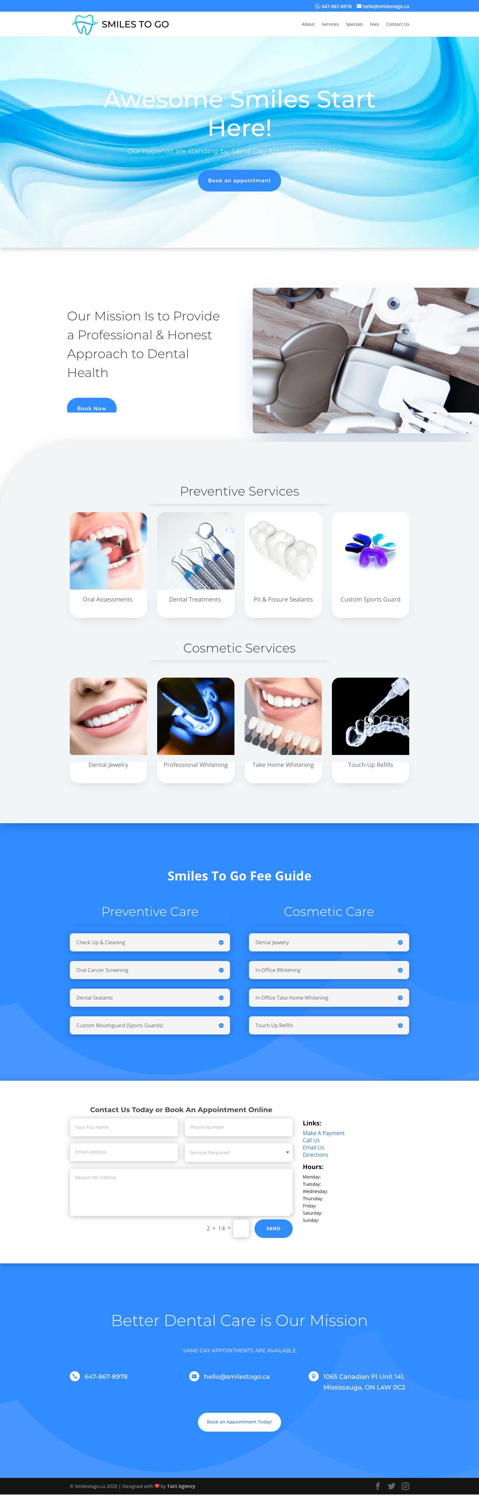 dentalwebdesign